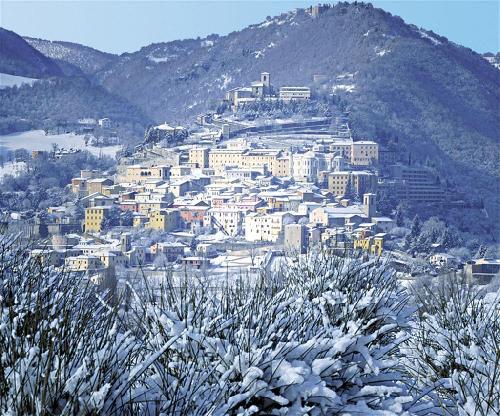 Cascia - Inverno