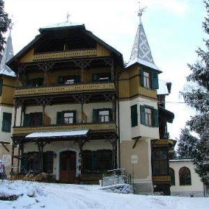 SiusiAlloSciliar - Inverno